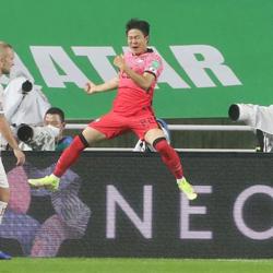 한국은 월드컵 예선전에서 레바논을 상대로 승리했습니다